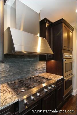 Island Kitchen Design Ideas | Raleigh New Home