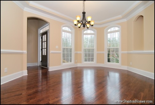 Dining Room Ideas from Raleigh Custom Home Builders