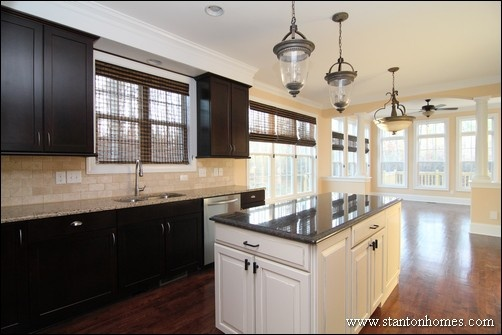 Island Kitchen Design Ideas | Raleigh New Home