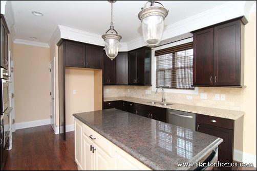 Island Kitchen Design Ideas   Raleigh New Home