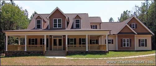 Farmhouse Exterior Photos | Farmhouse Builders Raleigh