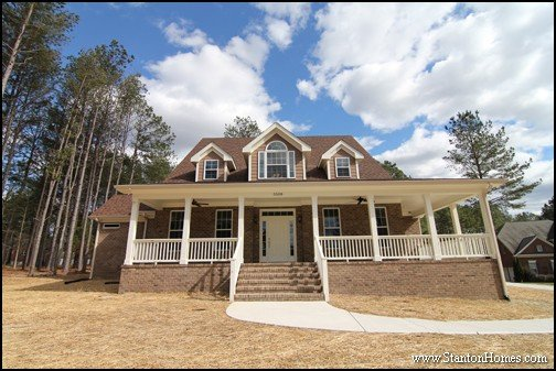 Farmhouse Home Plan Photos | Raleigh Home Builder