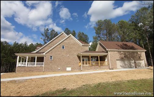 Farmhouse Home Plan Photos   Raleigh Home Builder