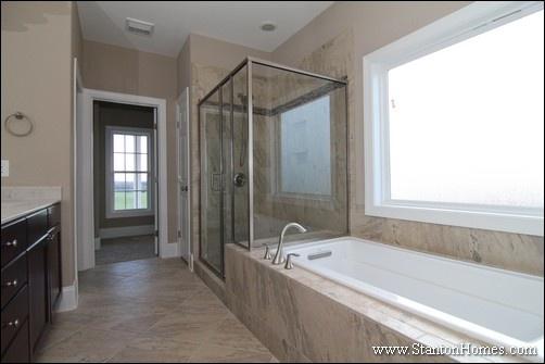 Farmhouse Bathroom Pictures | Farmhouse Raleigh
