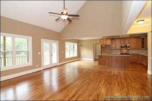 Farmhouse Living Room Ideas   Raleigh Farmhouses