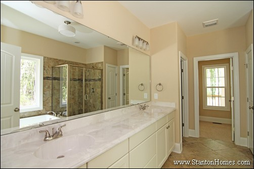 Farmhouse Bathroom Pictures | Farmhouse Raleigh