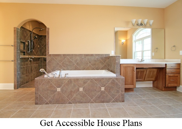 Accessible homes width requirements for hallways and doorways for Accessible home builders