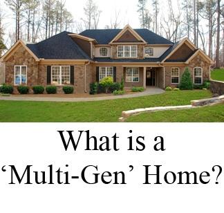 Raleigh Multigenerational Homes
