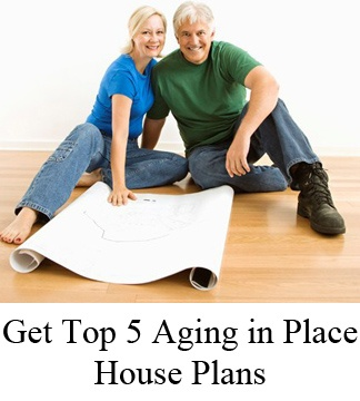 Aging in Place House Plans | Raleigh Aging in Place