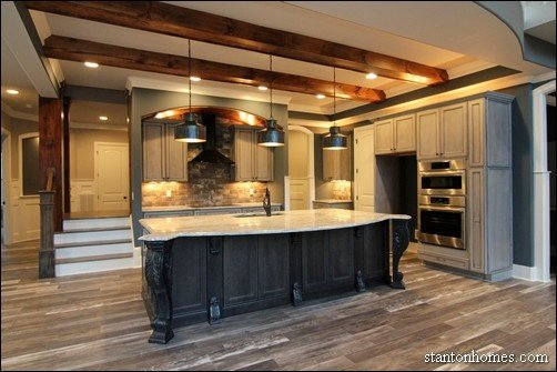 2017 Kitchen Design Trends | How to Mix Oil Rubbed Bronze and Black Stainless Steel