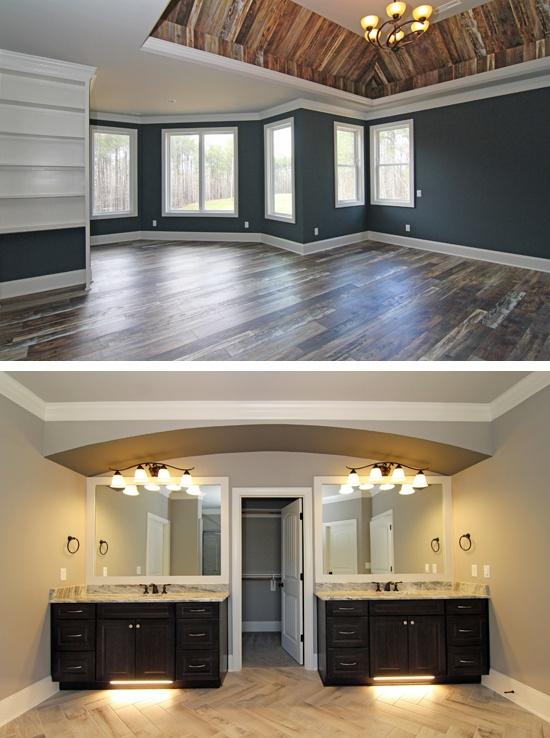 Top 5 Master Suite Layouts   Master Bedroom Floor Plans