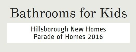 Jack and Jill Bath Trends | New Homes in the Hillsborough Area