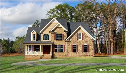 Raleigh New Home Cost   Roof Pitch Explained