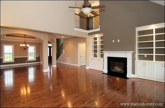 Exceptionnel 2017 Hardwood Floor Trends | Raleigh Custom Home Builder Tips