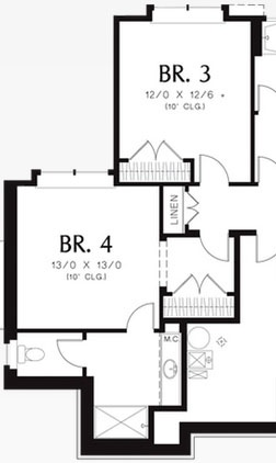 What is a Princess Suite? NC New Home Floor Plans