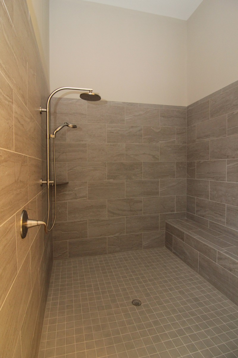Master bath shower dahlberg