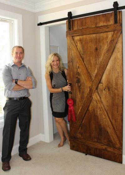 Barn Door Design Ideas | Barn Door Floor Plans