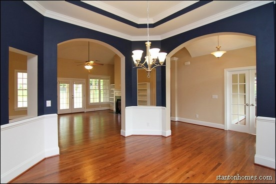 Best Navy Blue Paint Colors 2017 | SW 6244 Naval