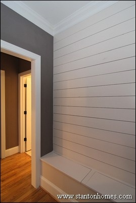 Wainscoting Trim for Walls | Triangle New Homes for Sale