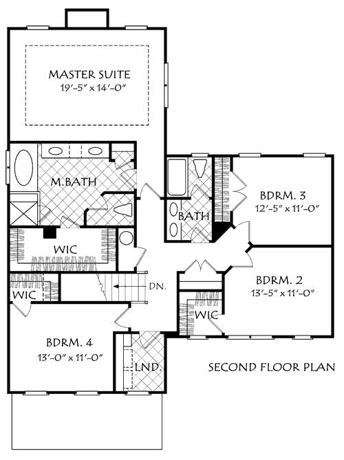 Cary NC New Homes | Popular Frank Betz House Plans