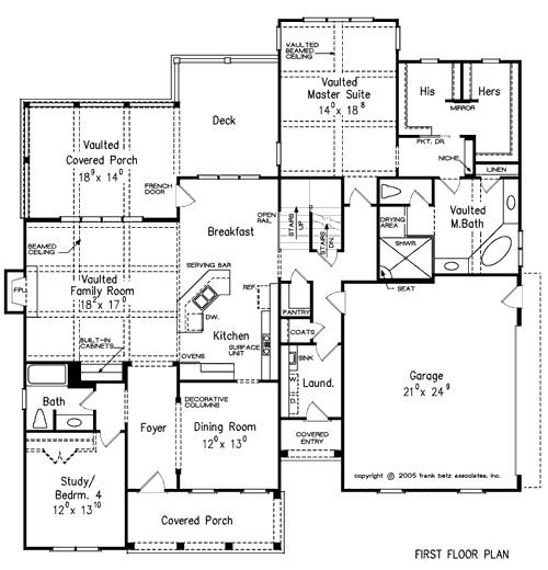 Favorite Main Floor Master Floor Plans | The Summerlake