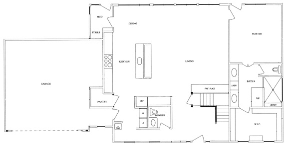 Top 5 Downstairs Master Bedroom Floor Plans with Photos – 1St Floor Master House Plans