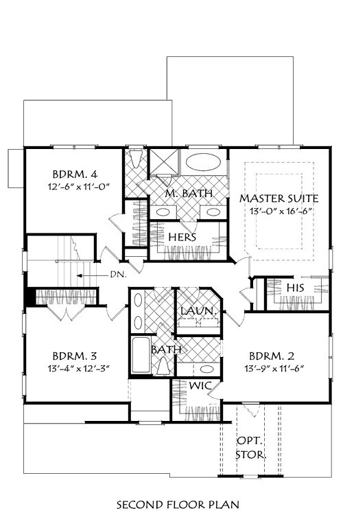 Raleigh New Home Floor Plan Modifications