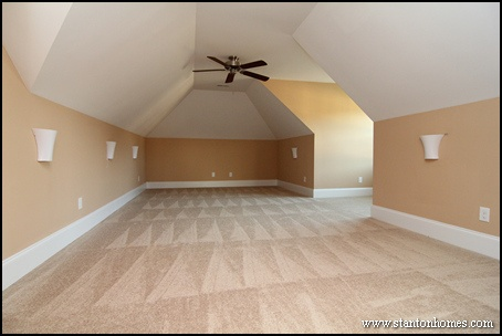 New home building and design blog home building tips for Cost to finish bonus room over garage