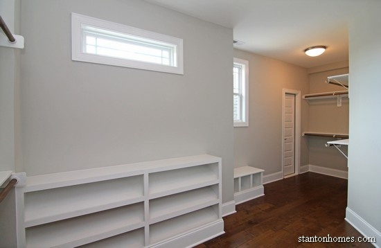 Average Walk in Closet Size | Raleigh New Homes