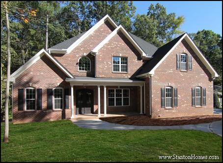 Best main floor master house plans