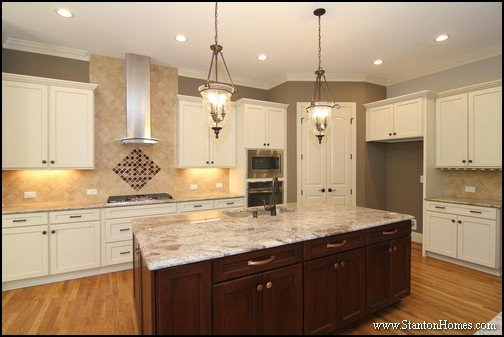 Popular Tile Backsplash Styles, Paint Tones, and Cabinet Colors | NC New Homes