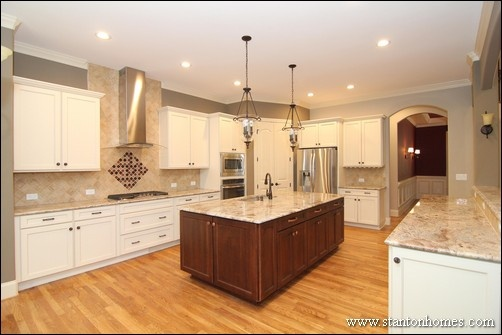 Shaker Cabinet Styles for 2017   Home Builder Tips and Trends