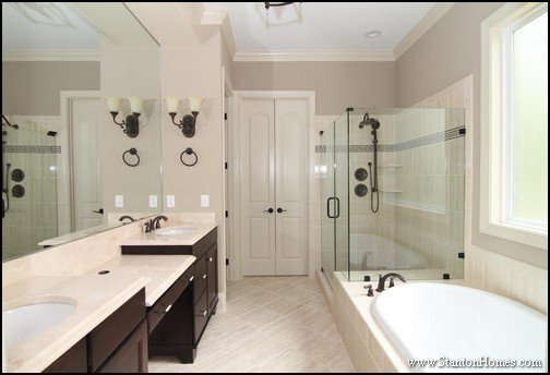 bathroom vanity with seating area. Best Master Bath Vanity Ideas  Top His and Hers Designs New Home Building Design Blog Tips