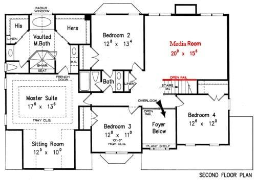 Best Ways to Change a Floor Plan   Raleigh Custom Home Builders