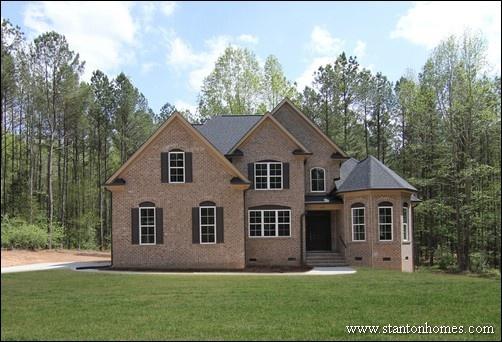 Main Floor Master New Homes