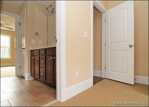 New home building and design blog home building tips for Jack and jill closet design