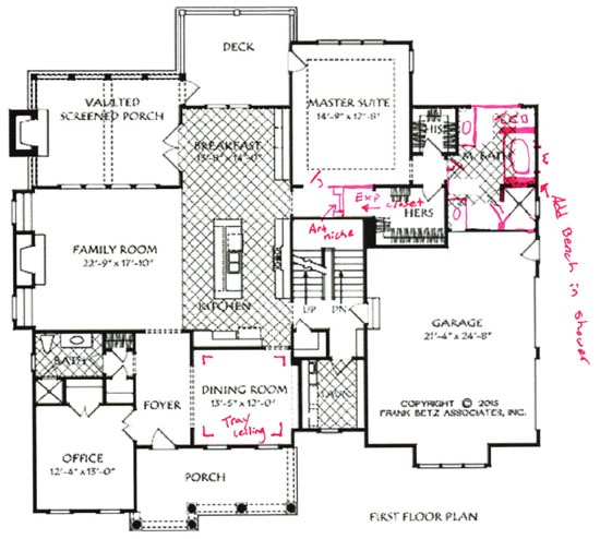 Design Build Homes Raleigh | Raleigh Floor Plan Brothers