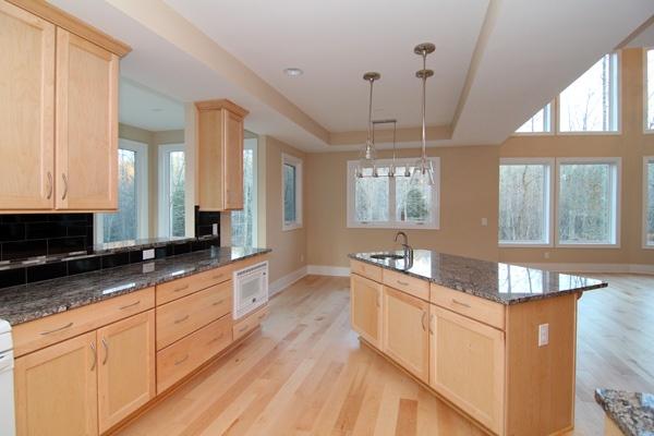 Kitchen Tile Backsplash | Custom Home Kitchen Styles | Kitchen Design Ideas