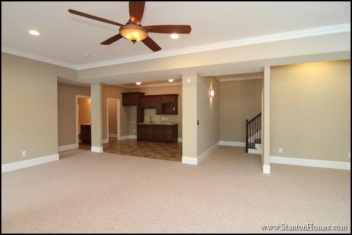 Guest Bedroom Homes | Chapel Hill Area New Homes
