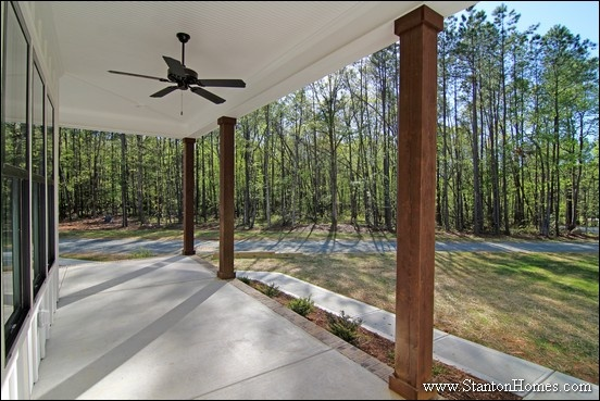 Wrap Around Porch Cost | Raleigh New Homes