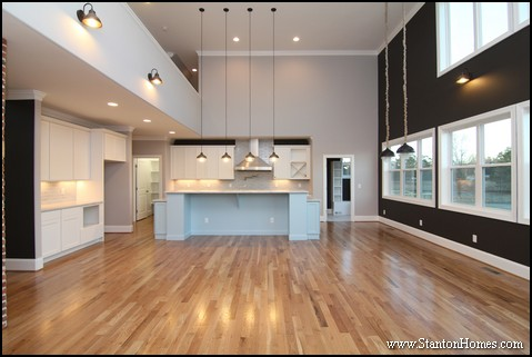 Photos of Island Seating | Raleigh New Homes