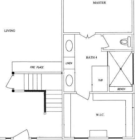Merveilleux Walk In Closet Dimensions   Best Size For A Master Closet