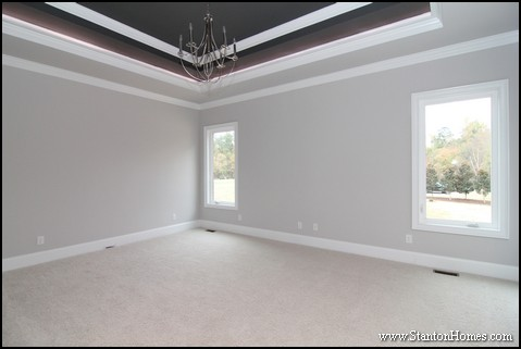 Seven Crown Moulding Ideas   Raleigh Custom Home Trim Styles