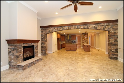 Five Popular Wood Fireplace Mantel Designs Raleigh New Homes For
