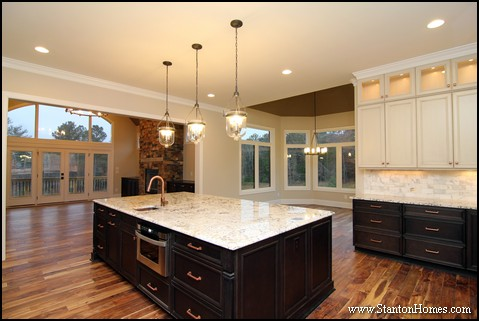 8 foot tall kitchen cabinets how should ceilings be custom home builder questions 10364