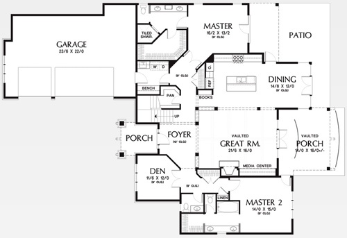 how to choose a multigenerational house plan - Multigenerational Home Plans